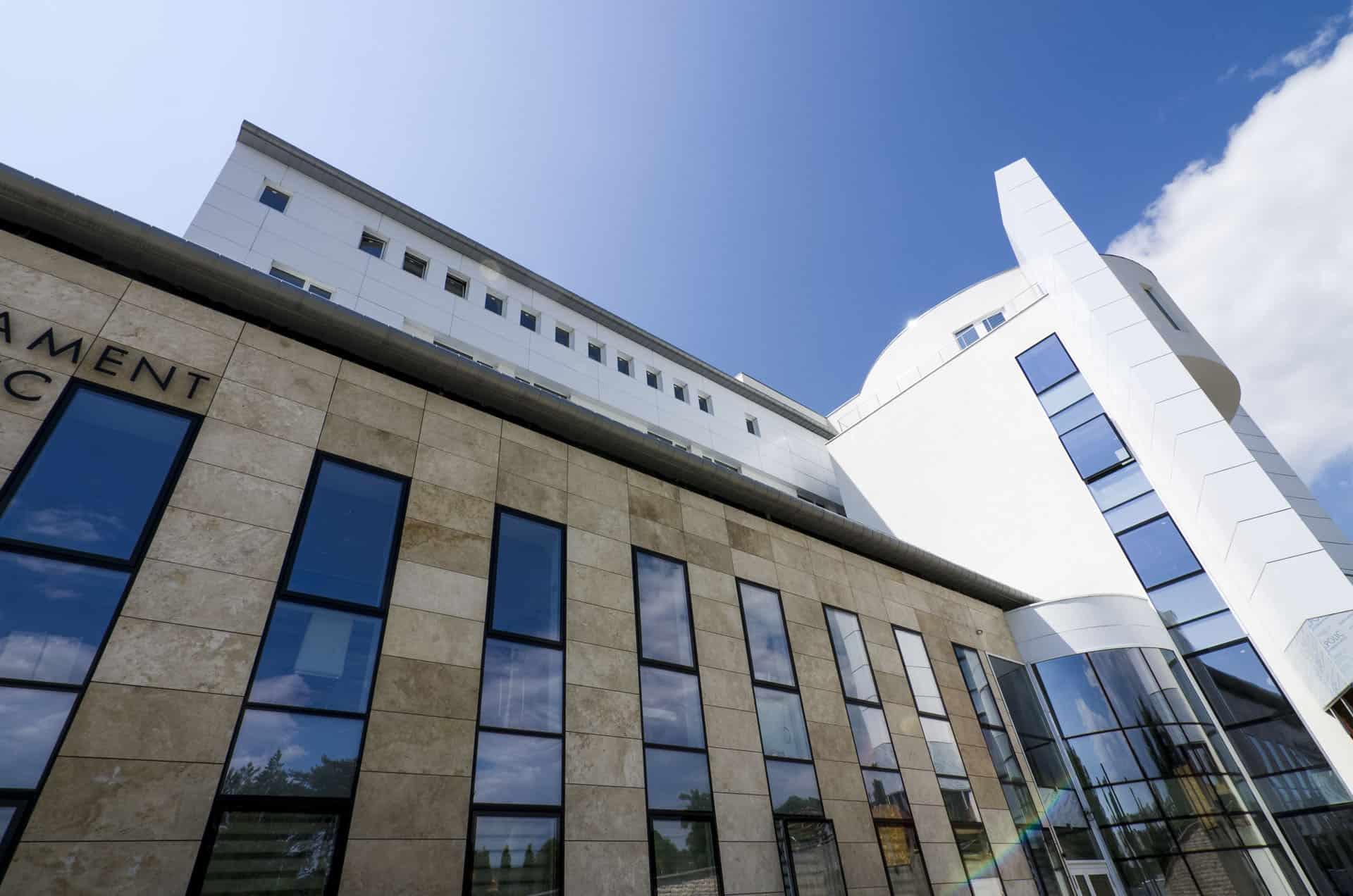 Cel mai mare spital privat din judet va fi inaugurat partial în cateva luni